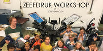 Zeefdruk Workshop